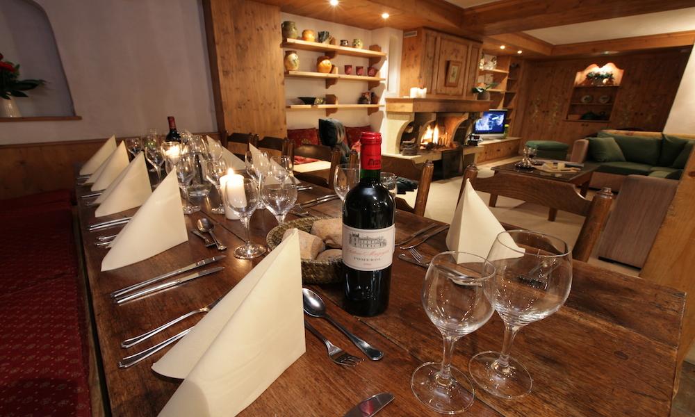 Chalet Gourmet Dining