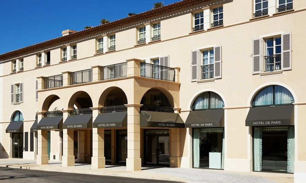 Hotel De Paris Luxury In The Heart Of St Tropez Kaluma