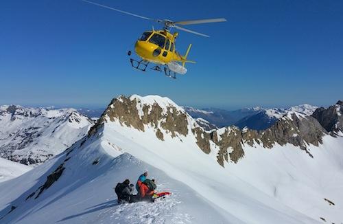 Baqueira Beret - Spanish Heli-Skiing