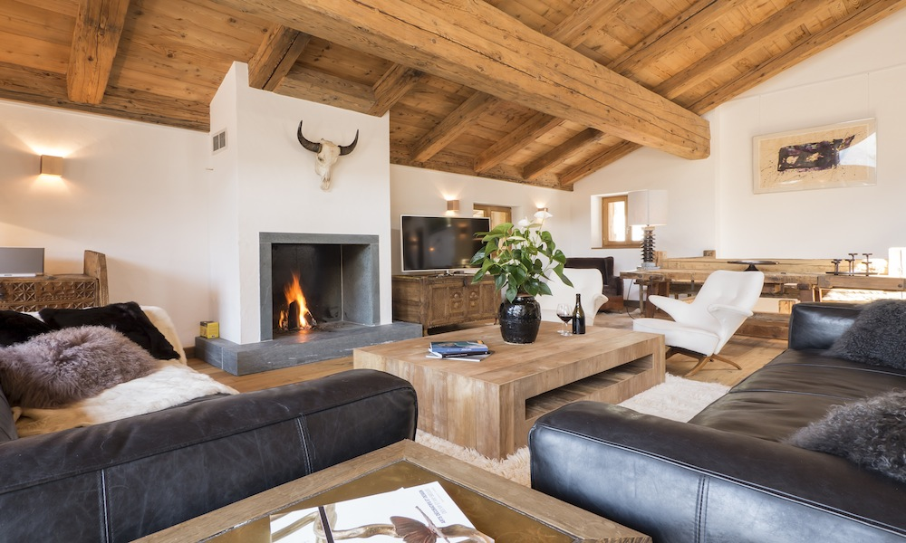 Chalet Maurine Living Room II