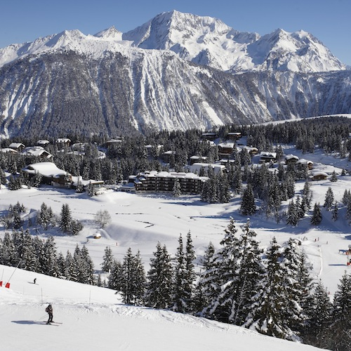 Courchevel 1850 Resort Information