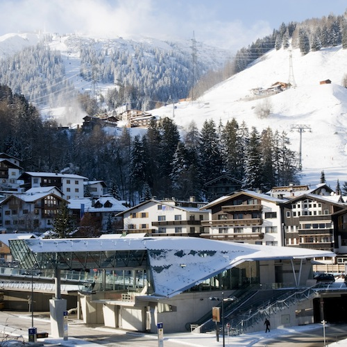 St Anton Resort Information