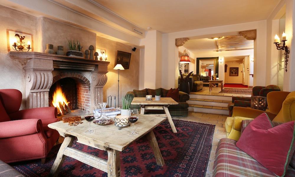 Hotel Himmlhof Lounge