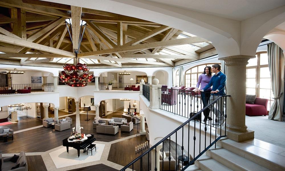 Grand spa resort a rosa kitzbuhel star hotel kaluma