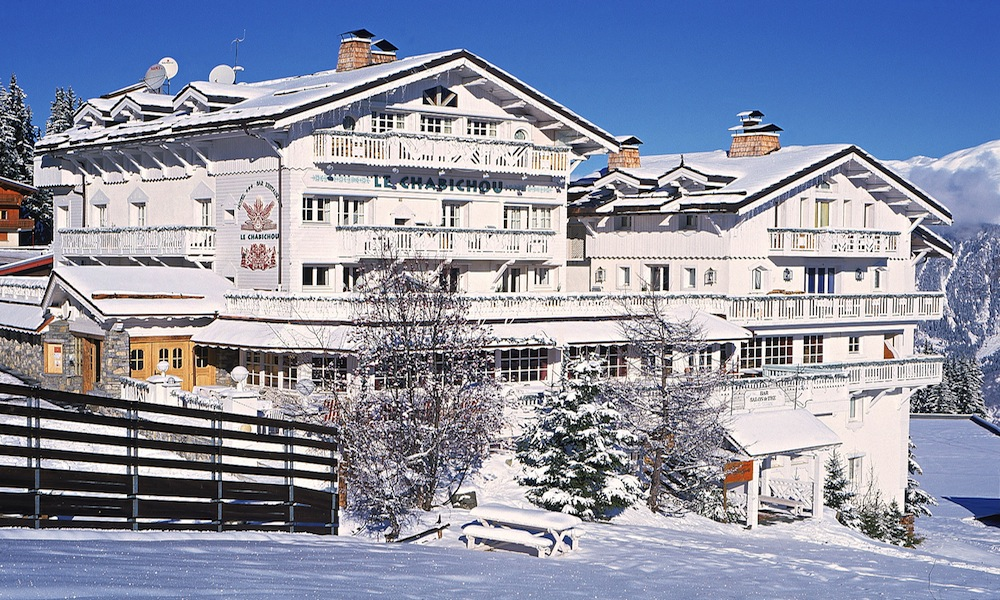 Hotel Le Chabichou Luxury Courchevel 1850 Hotel Kaluma