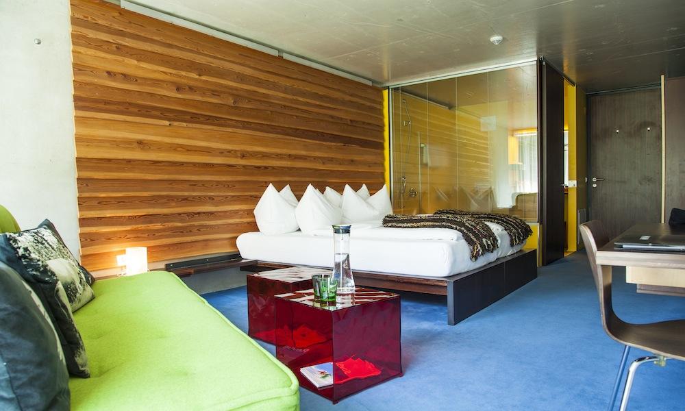 Hotel Lux Alpinae 4 Luxury Ski Hotel In St Anton