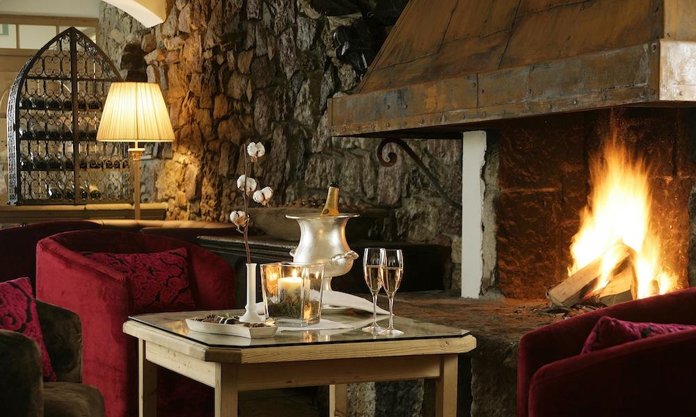Hotel St Antoner Hof Lounge