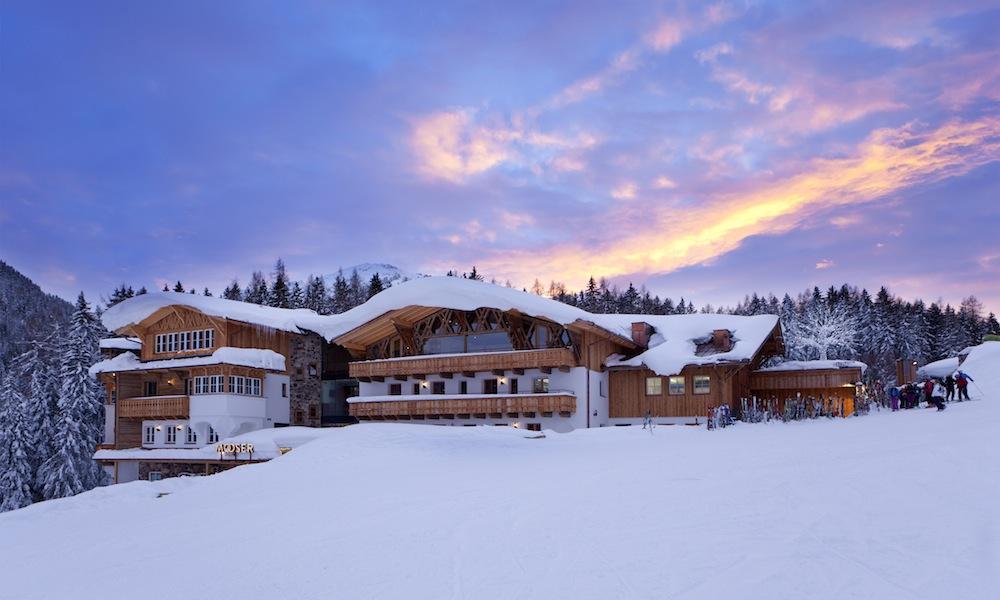 Mooser Hotel 4 Luxury Ski Hotel In St Anton Kaluma