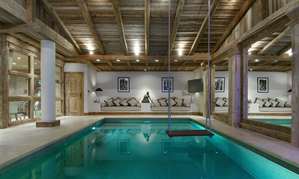 Chalet grande roche swimming pool kaluma travel
