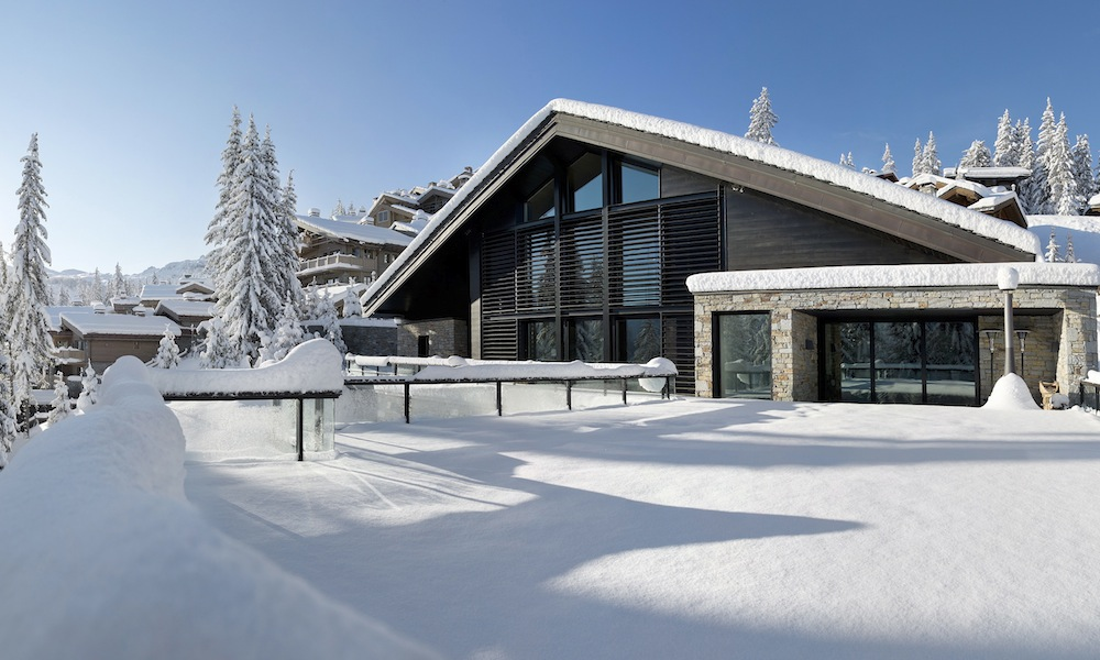 Chalet Greystone Courchevel 1850 Sleeps 12 Kaluma Travel