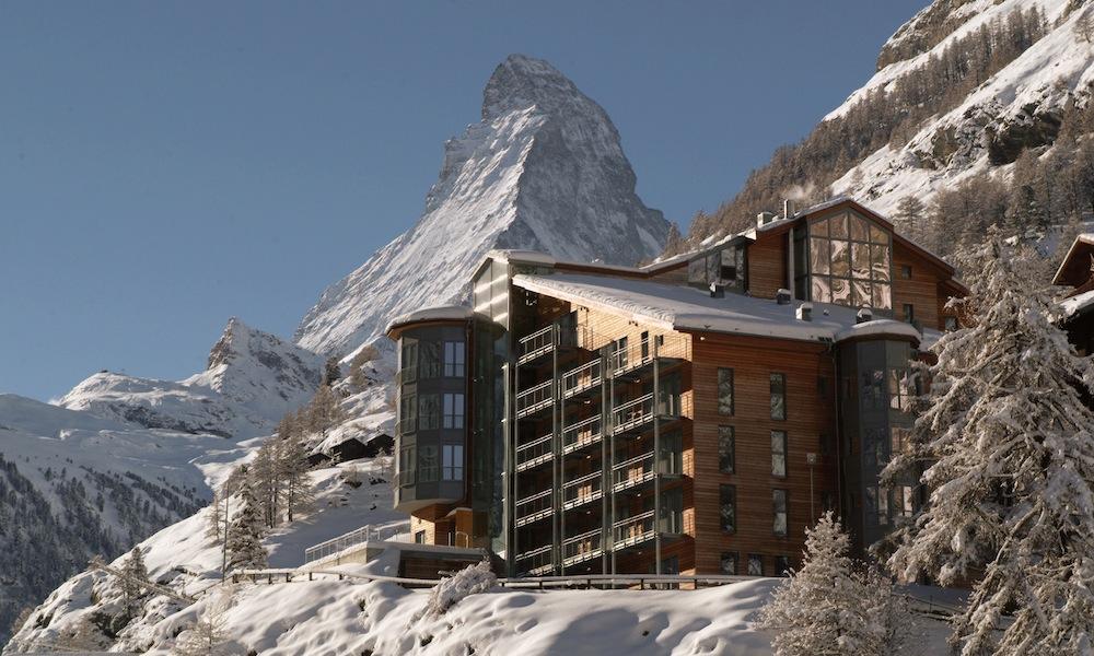 Hotel Omnia Zermatt Five Star Hotel Kaluma Travel