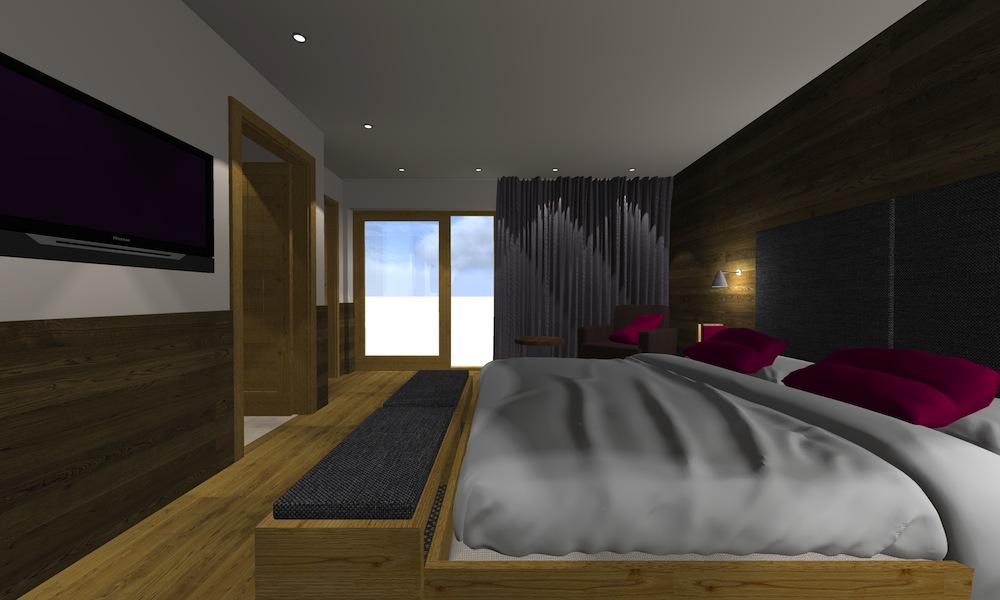 Chalet 53 Bedroom 1