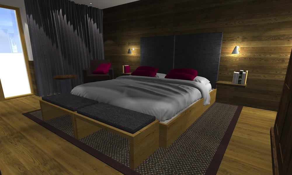 Chalet 53 Bedroom 5