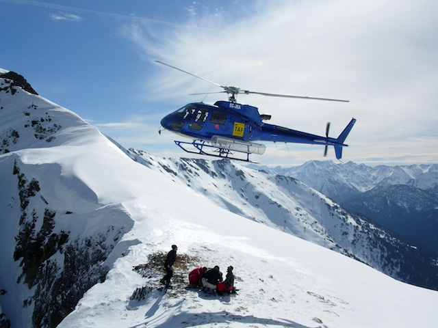 The Spanish Heli-Skiing Experience
