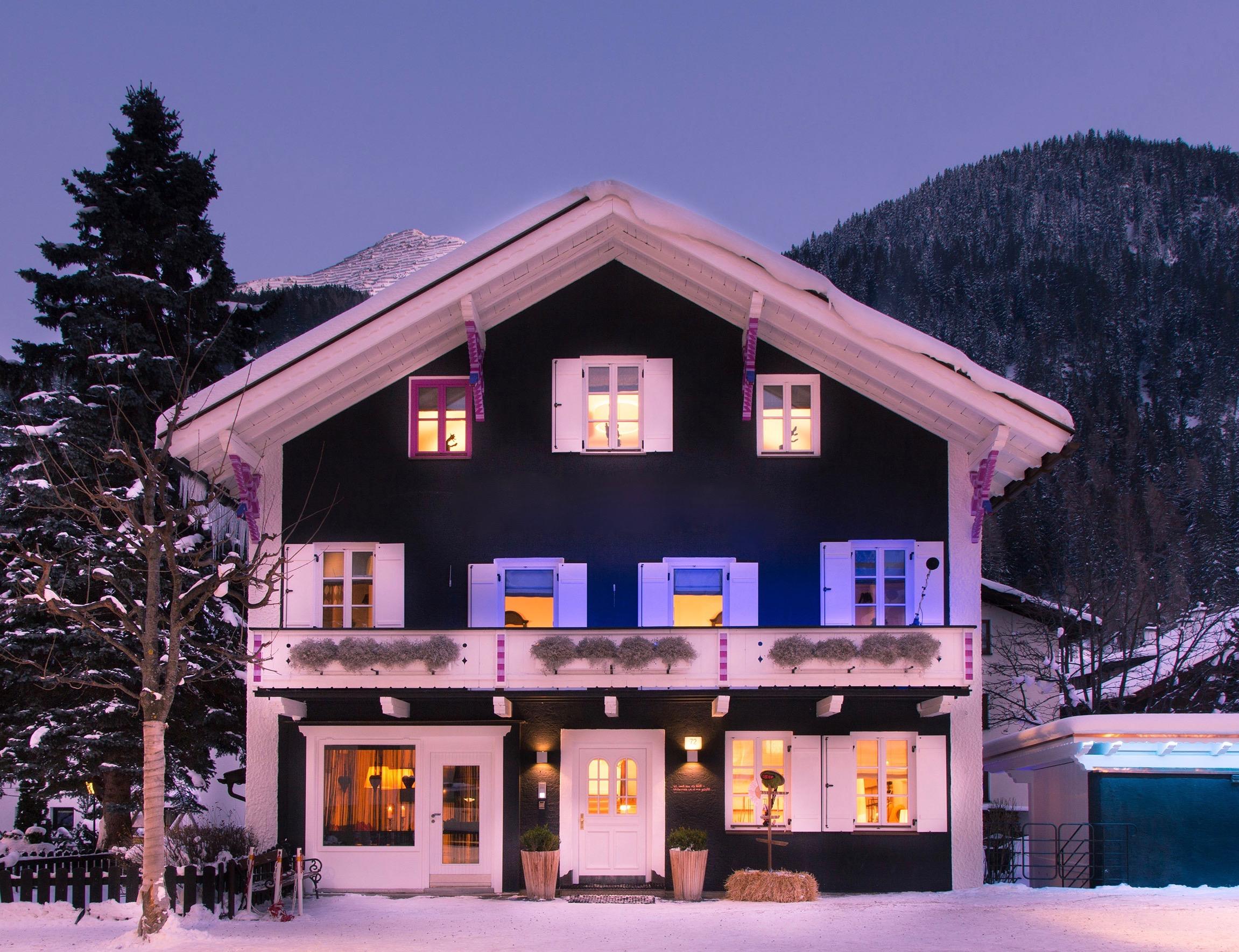 Sweet Little Home Exterior