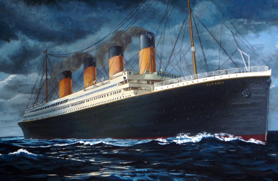 Titanic Expedition