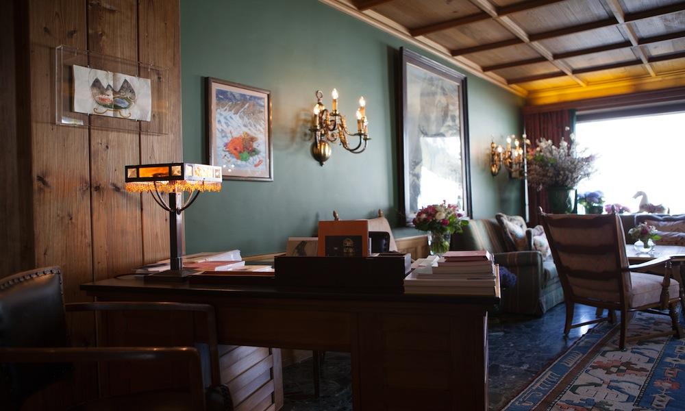 Hotel Kristiania, Lech