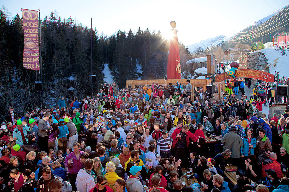The Mooserwirt Behind The Scenes Of The World Famous Apres Ski Bar