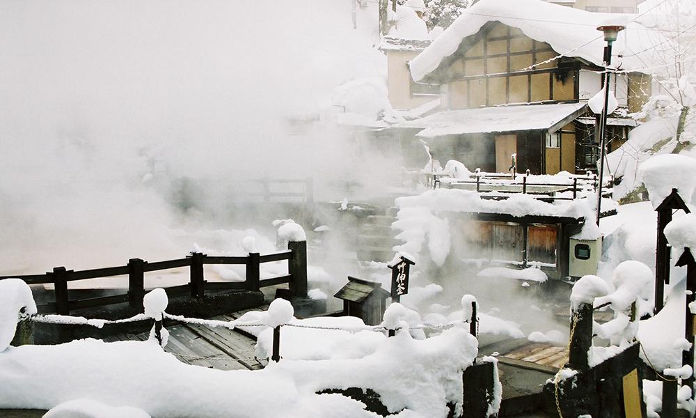 japan ski & dine tour