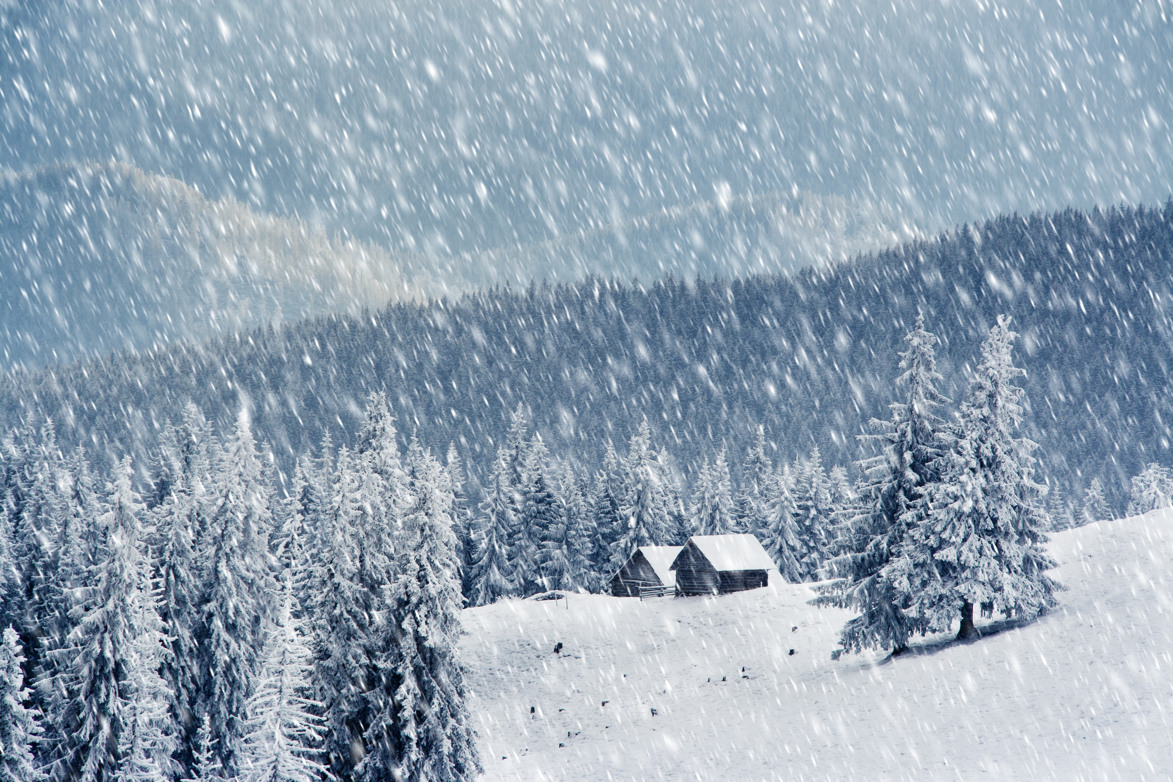 Guess the date of the first snowfall in Courchevel and win ...