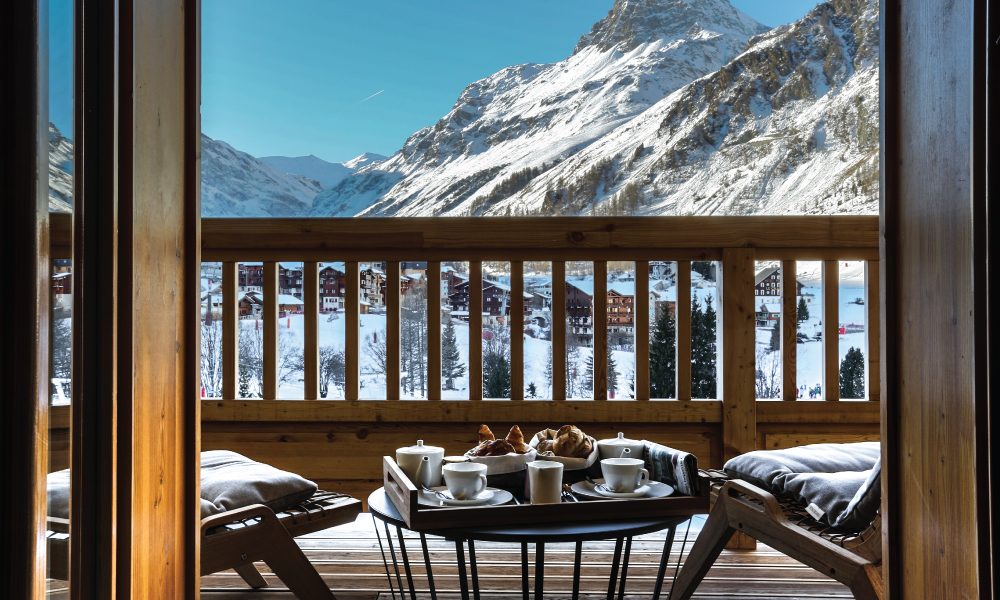 hotel le yule 5 val d 39 isere luxury hotel kaluma travel. Black Bedroom Furniture Sets. Home Design Ideas
