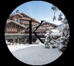 ski in luxury ski hotel