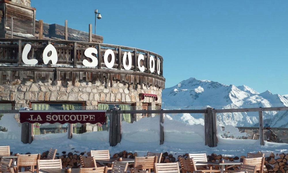 La Soucoupe Courchevel