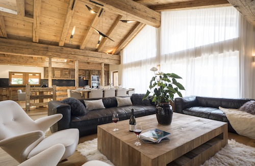 Kaluma Chalet Collection