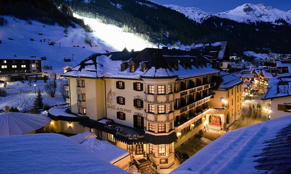 Hotel Alte Post Exterior