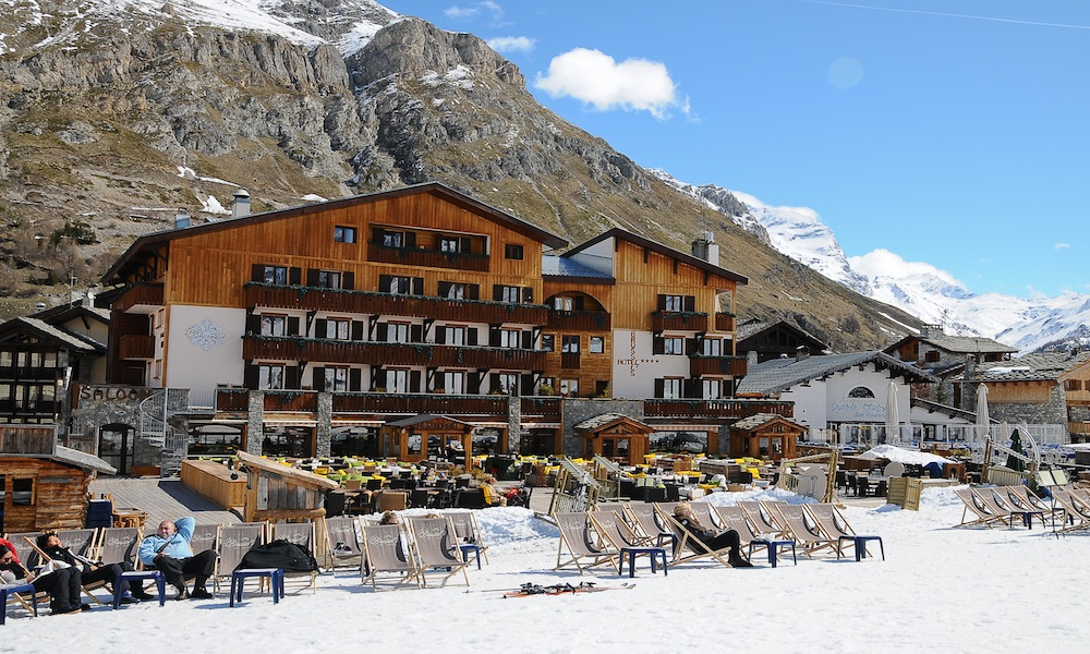 Hotel le brussel 39 s val d 39 isere luxury ski hotel kaluma for Hotels val d isere