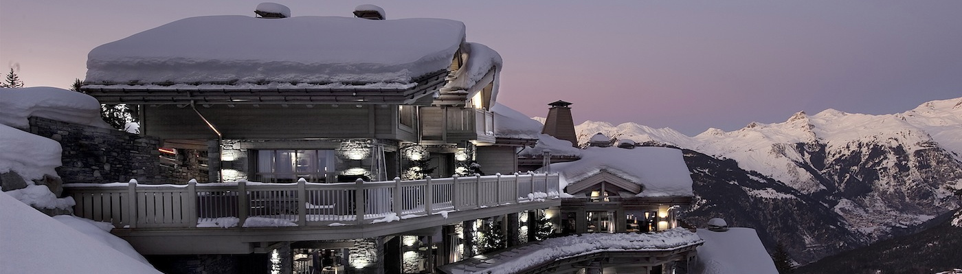 K2 Courchevel 1850 | Le K2 Palace 5 Star Hotel | Kaluma Travel