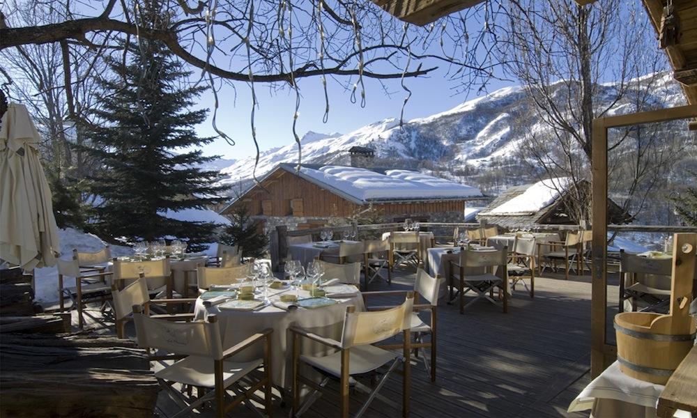 La Bouitte Terrace