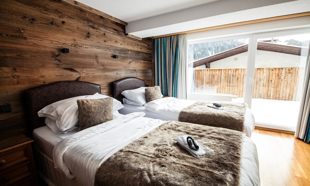 Chalet Narnia Luxury Ski Chalet In St Anton Sleeps 12