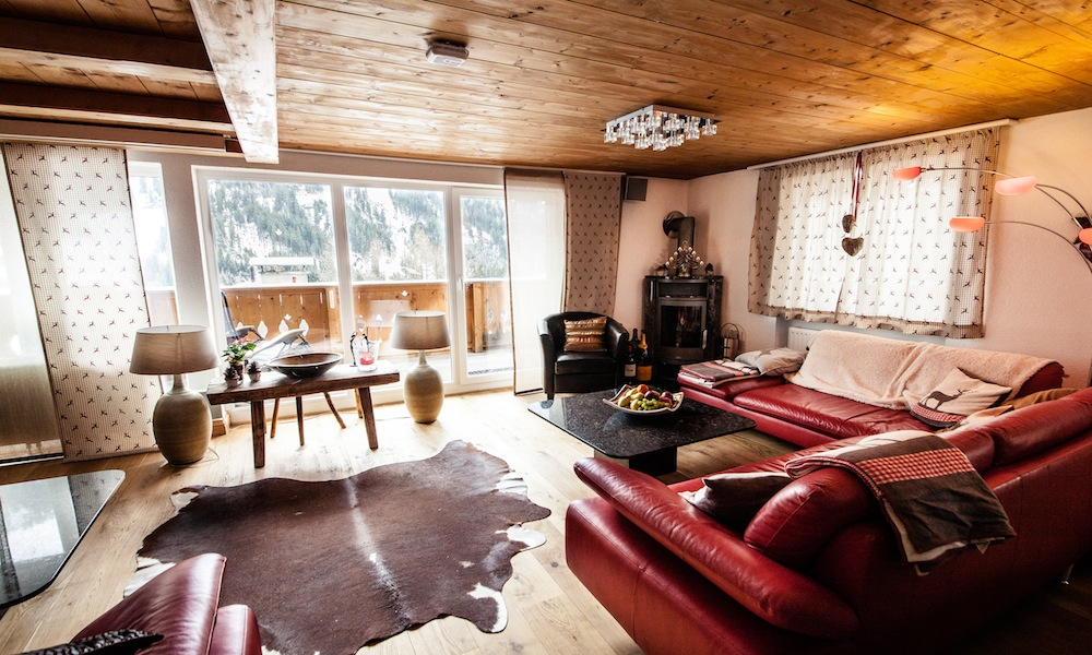christmas ski chalet offers in courchevel
