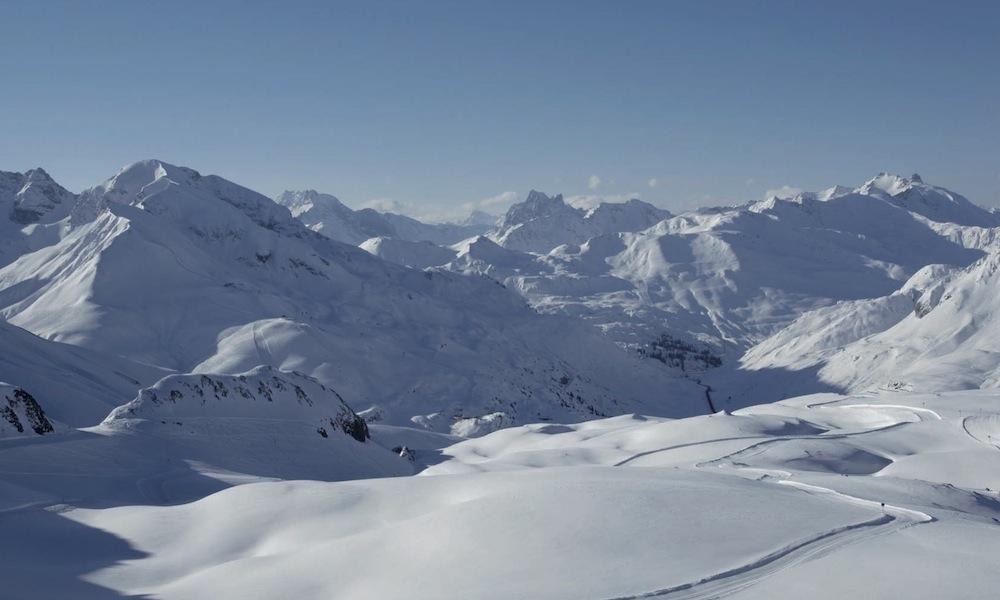 Lech Ski Area