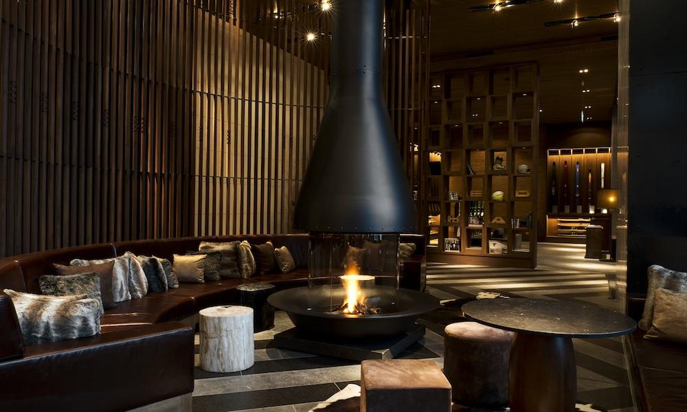 Chedi Andermatt 5 Luxury Ski Hotel In Andermatt