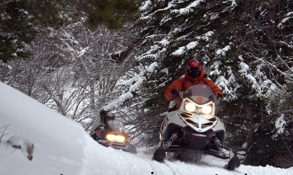 Baqueira Snow Mobile Experience copy