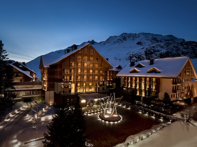 The Luxury Ski Experience