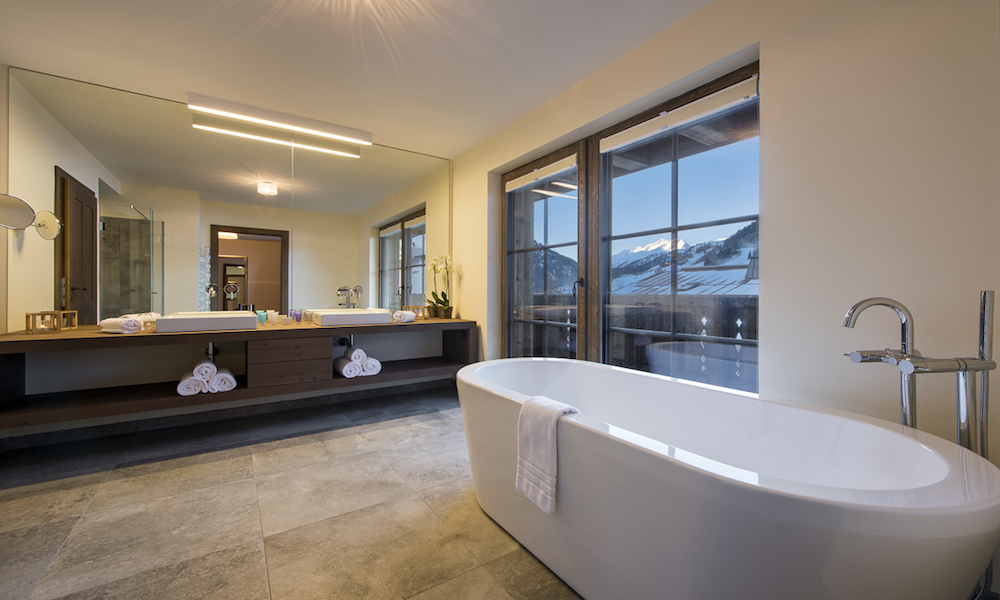 Ensuite Bathroom Eden Rock
