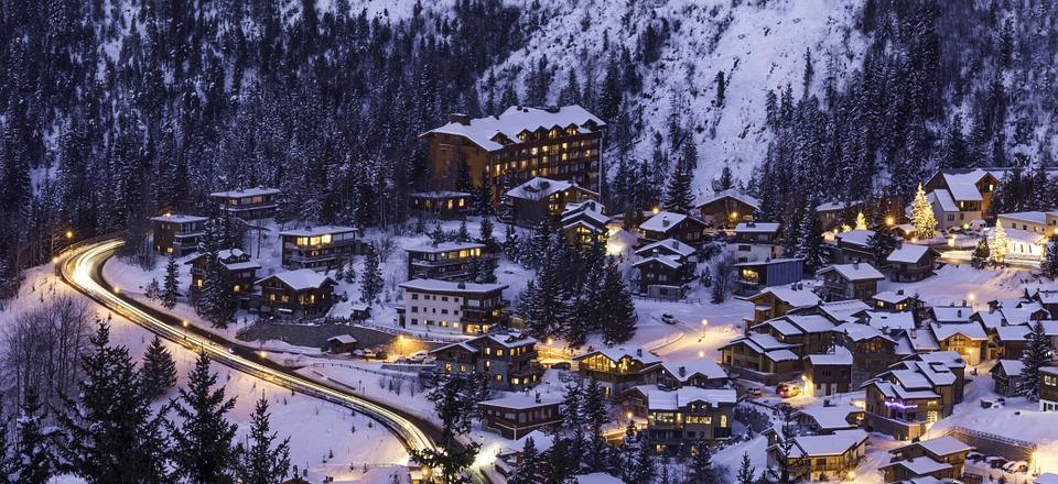 Non ski activities in Courchevel