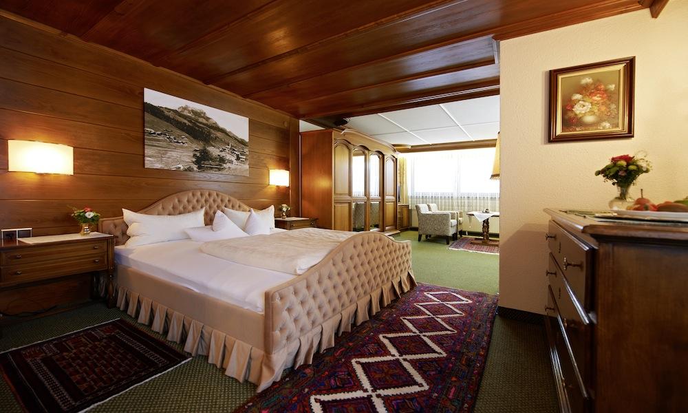 Hotel Jagdhaus Monzabon, Lech