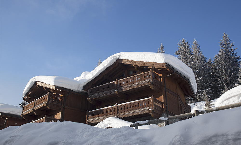 Courchevel Luxury Chalet: La Colombe