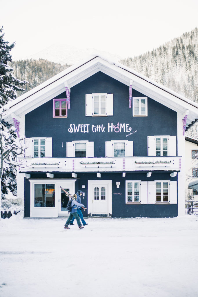 Sweet Little Home, St Anton