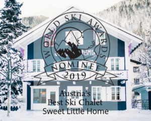 Ski Awards Best Chalet Austria Sweet Little Home