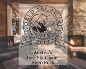 Ski Awards Best Chalet Eden Rock