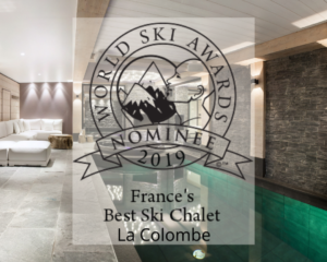 Ski Awards Best Chalet France Colombe