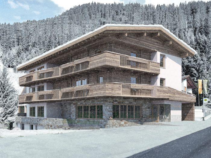 Chalet 47 Kaluma Ski Luxury St Anton