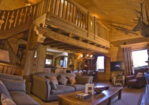 Chalet Chinchilla Interior Kaluma Ski Courchevel